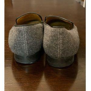 Ralph Lauren monogram loafers